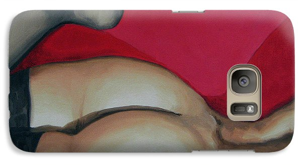 Nudes Galaxy S7 Case - Spank Me by Jindra Noewi