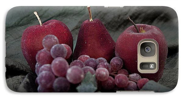 Galaxy Case featuring the photograph Sparkeling Fruits by Sherry Hallemeier