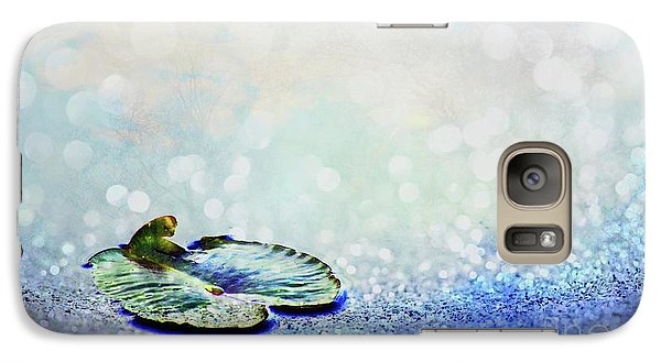 Galaxy Case featuring the photograph Sparkling by Aimelle