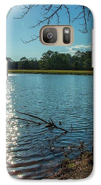 Sparkling Water Galaxy S7 Case
