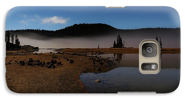 Galaxy Case featuring the photograph Sparks Lake At Dawn by Cat Connor