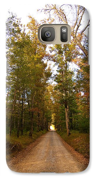 Galaxy Case featuring the photograph Sparks Lane by Bob Decker