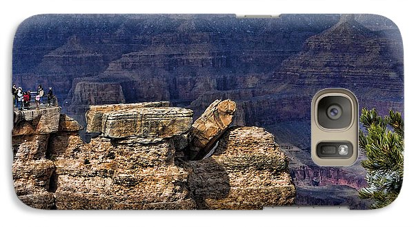 Galaxy Case featuring the photograph Spectacular Grand Canyon by Roberta Byram