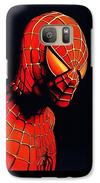 Spiderman Galaxy S7 Case