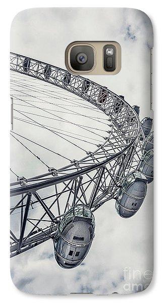 Spin Me Around Galaxy S7 Case