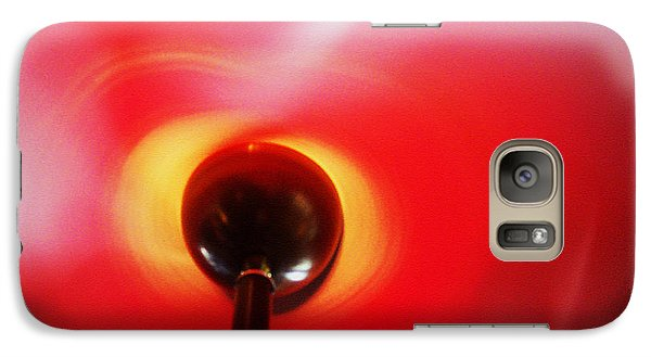 Galaxy Case featuring the photograph Spinning by Shawna Rowe
