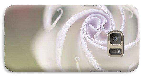 Trumpet Galaxy S7 Case - Spiral by Nailia Schwarz