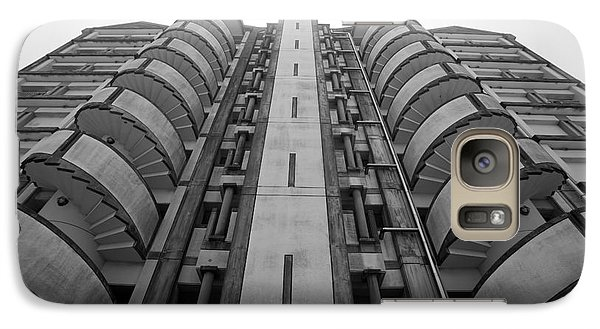 Galaxy Case featuring the photograph Spiral Staircases by Aiolos Greek Collections