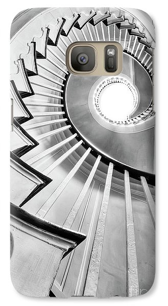 Spiral Staircase Lowndes Grove  Galaxy S7 Case