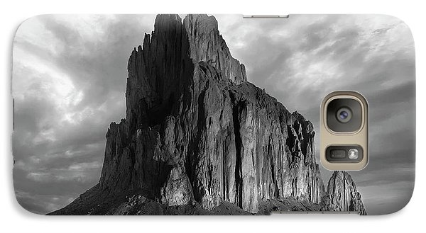Galaxy Case featuring the photograph Spire To Elysium by Jon Glaser