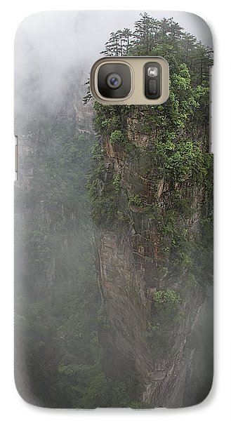 Galaxy Case featuring the photograph Spire by Wade Aiken