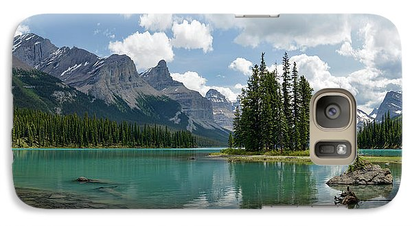 Galaxy Case featuring the photograph Spirit Island And The Hall Of The Gods by Sebastien Coursol