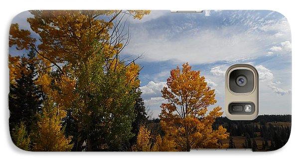Galaxy Case featuring the photograph Spirit Of Autumn Dixie National Forest, Utah by Deborah Moen