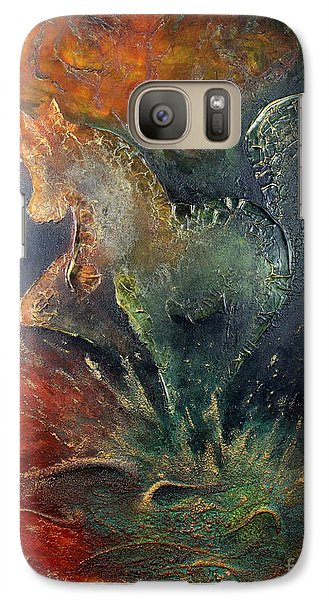 Spirit Of Mustang Galaxy S7 Case
