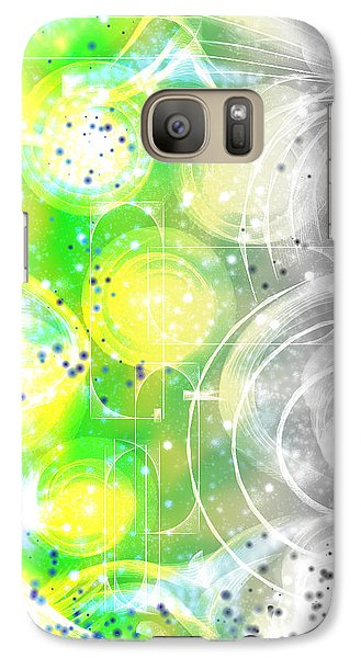 Galaxy S7 Case - Spirit Of Nature I by Orphelia Aristal