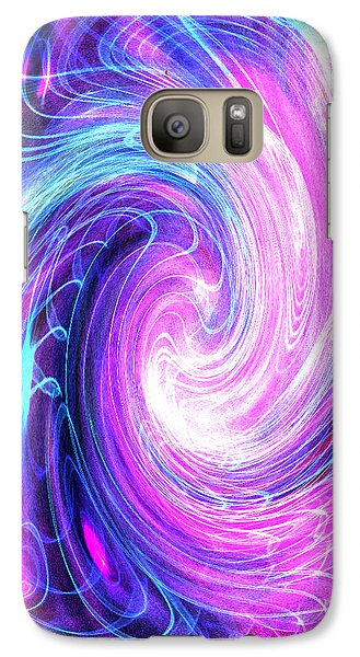 Galaxy S7 Case - Spirit Of Passion I by Orphelia Aristal