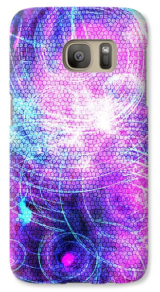 Galaxy S7 Case - Spirit Of Passion I I by Orphelia Aristal
