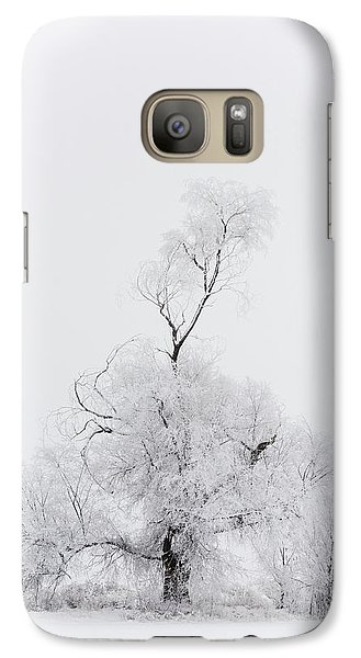 Galaxy Case featuring the photograph Spirit Tree by Dustin LeFevre