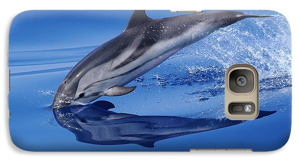 Galaxy Case featuring the photograph Splash Down by Richard Patmore