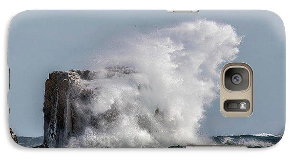 Galaxy Case featuring the photograph Splash by Paul Freidlund