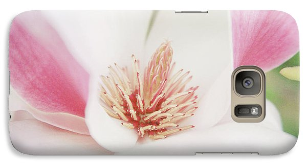 Galaxy Case featuring the photograph Splendid Spring by Toni Hopper