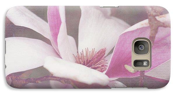 Galaxy Case featuring the photograph Splendid Tulip Tree  by Toni Hopper
