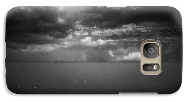 Galaxy Case featuring the photograph Spoken by Mark Ross