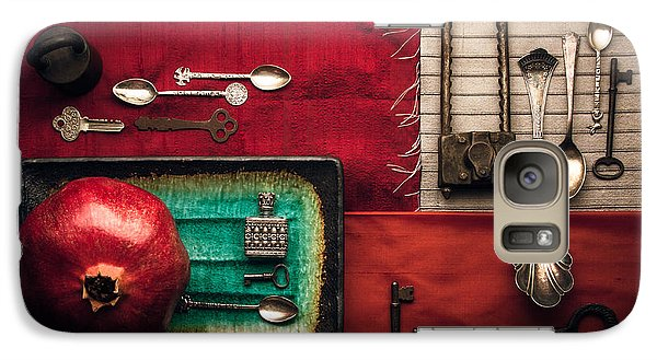 Spoons, Locks And Keys Galaxy S7 Case