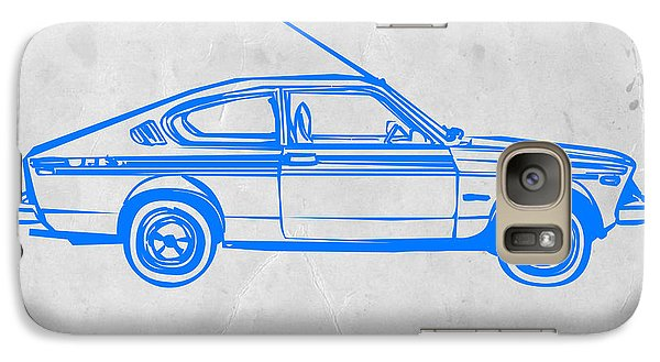 Sports Car Galaxy Case by Naxart Studio
