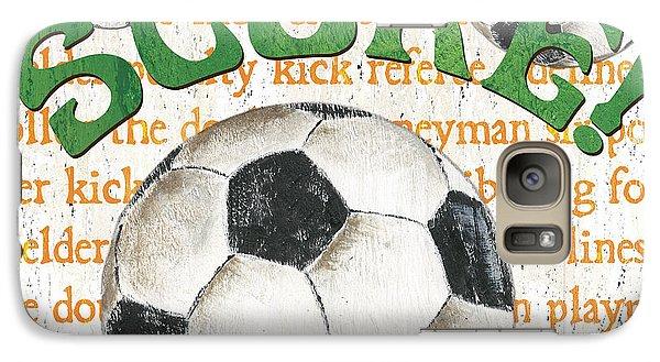 Sports Fan Soccer Galaxy S7 Case