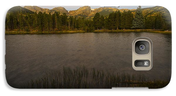 Sprague Lake Galaxy S7 Case