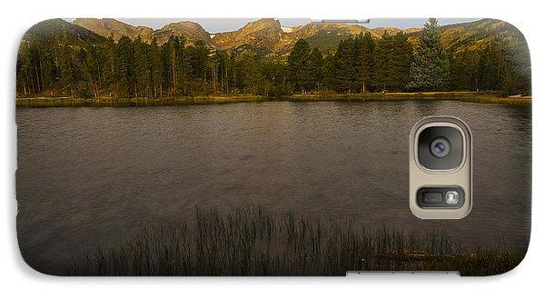Sprague Lake Galaxy S7 Case