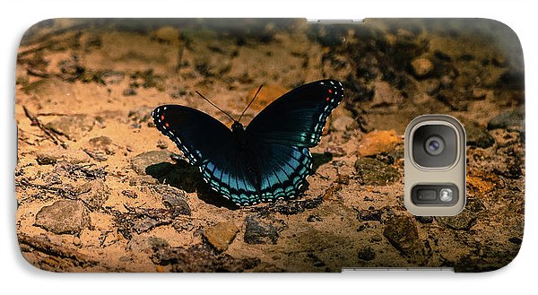 Galaxy Case featuring the photograph Spreadin My Wings by Brenda Bostic