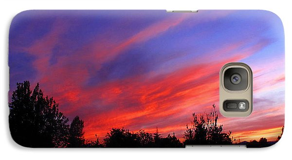Galaxy Case featuring the photograph Spreading The Joy by Joyce Dickens