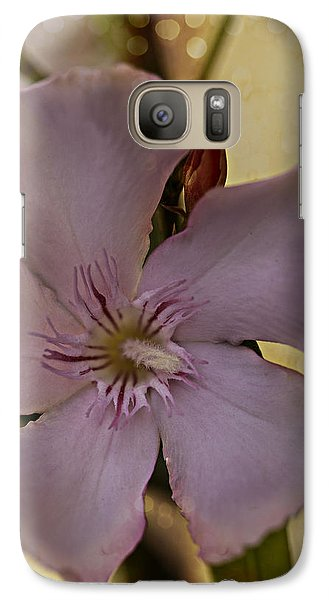 Galaxy Case featuring the photograph Spring by Annette Berglund