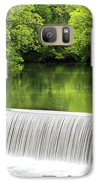 Galaxy Case featuring the photograph Spring At Buck Creek by Parker Cunningham