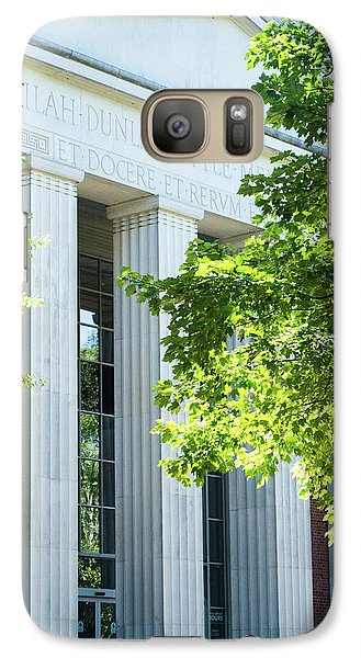 Galaxy Case featuring the photograph Spring At Uga by Parker Cunningham