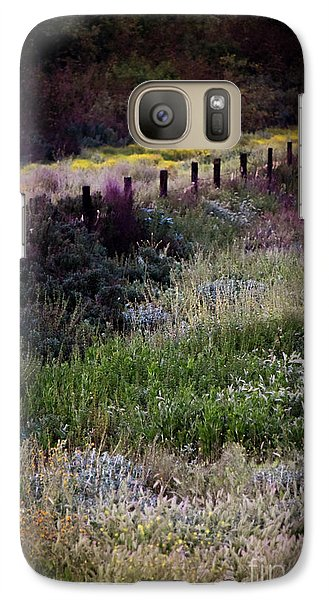 Galaxy Case featuring the photograph Spring Colors by Kelly Wade