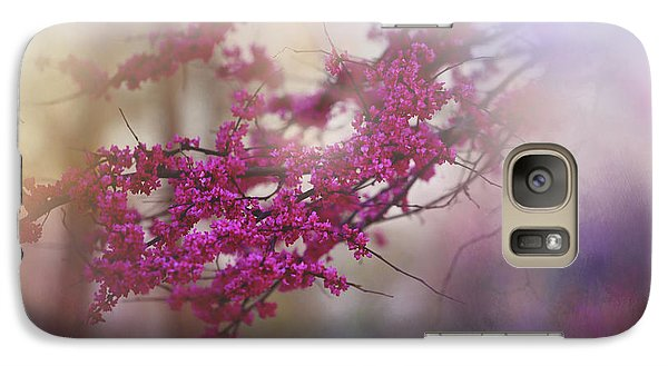 Galaxy Case featuring the photograph Spring Dream I by Toni Hopper