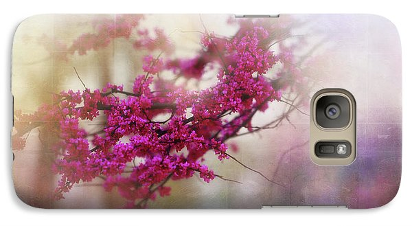 Galaxy Case featuring the photograph Spring Dreams II by Toni Hopper
