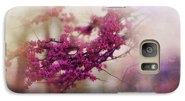 Galaxy Case featuring the photograph Spring Dreams IIi by Toni Hopper