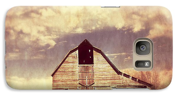 Galaxy Case featuring the photograph Spring In Kansas  by Julie Hamilton