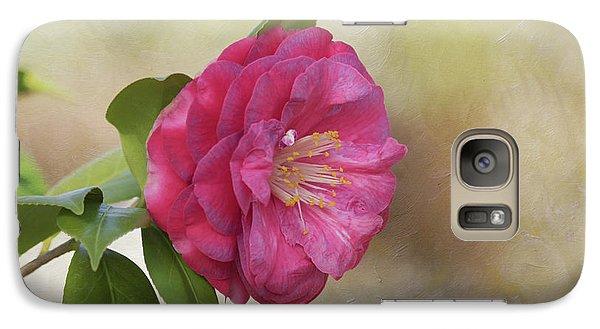 Galaxy Case featuring the photograph Spring In Savannah by Kim Hojnacki