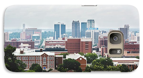 Galaxy Case featuring the photograph Spring In The Magic City - Birmingham by Shelby Young