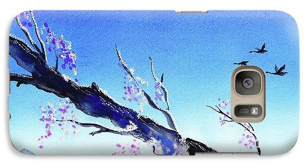 Spring In The Mountains Galaxy S7 Case by Irina Sztukowski