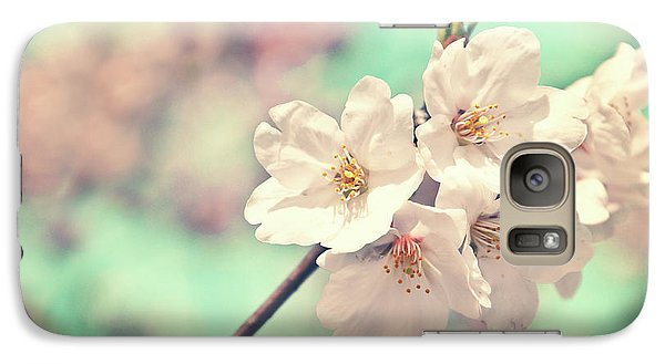 Galaxy Case featuring the photograph Spring Is Coming by Delphimages Photo Creations