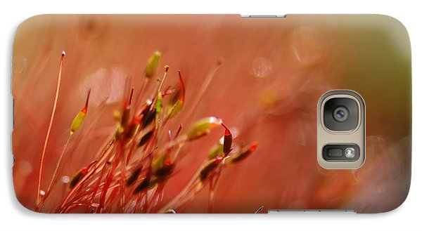 Galaxy Case featuring the photograph Spring Macro3 by Jeff Burgess