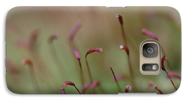 Galaxy Case featuring the photograph Spring Macro5 by Jeff Burgess