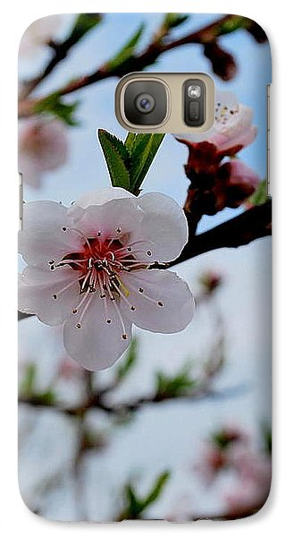 Galaxy Case featuring the photograph Spring by Marija Djedovic