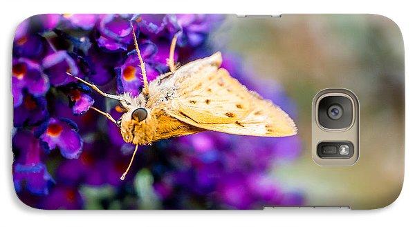 Spring Moth Galaxy S7 Case
